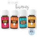 Restore Harmony Essential Oil Recipe