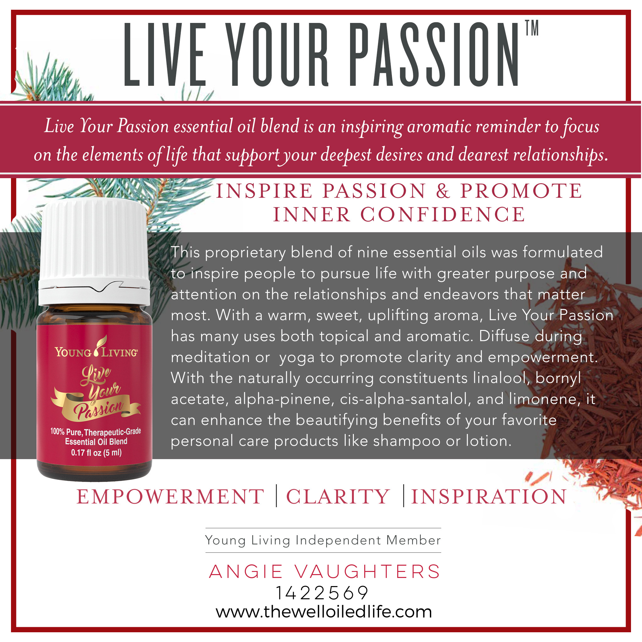 Synthetic Blend Oil >> New Young Living Products! | 2016 Convention Product Recap